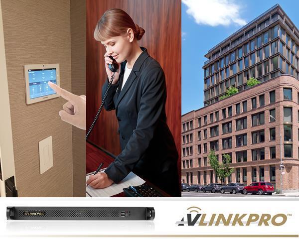 AV LinkPro™ is the go to solution for the multi-tenant residential intercom world.