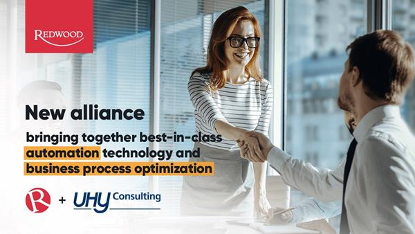 Redwood Software and UHY Consulting alliance