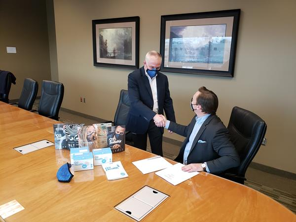 SINTX & O2TODAY Sign Commercialization Agreement