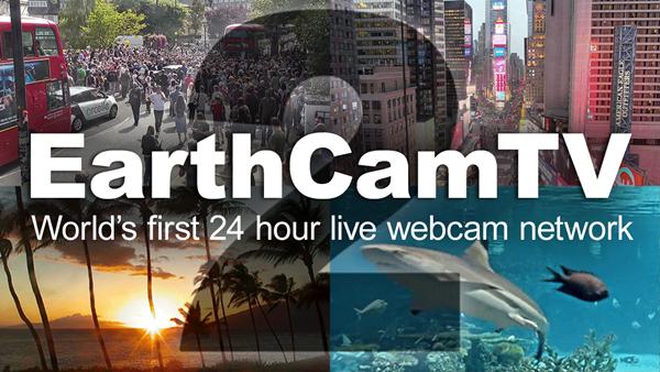 Enjoy the world's best webcams with EarthCamTV 2