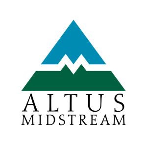 Atlus Midstream Logo