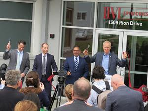 II-VI Inaugurates New Facility for Epitaxial Wafer Manufacturing