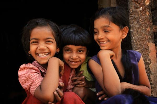 In Kolhapur, India, Avani provides a range of programs for child laborers and children at risk of exploitation. © Scott Kafora / Avani