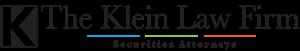 Klein NEW logo black transparent.png
