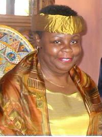 Dr. Edna Reid, JMU Anomali