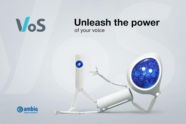 Ambiq VoS - Unleash the power of your voice