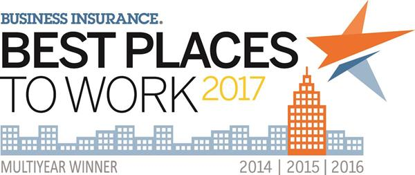Safeware is proud to be recognized as a 'Best Places to Work in Insurance' honoree for the fourth consecutive year.