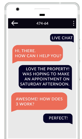 The Live Chat Solution