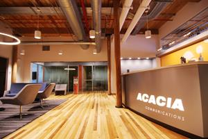 Acacia Communications Marks Company Growth With Office Expansion,  Including Massachusetts Headquarters