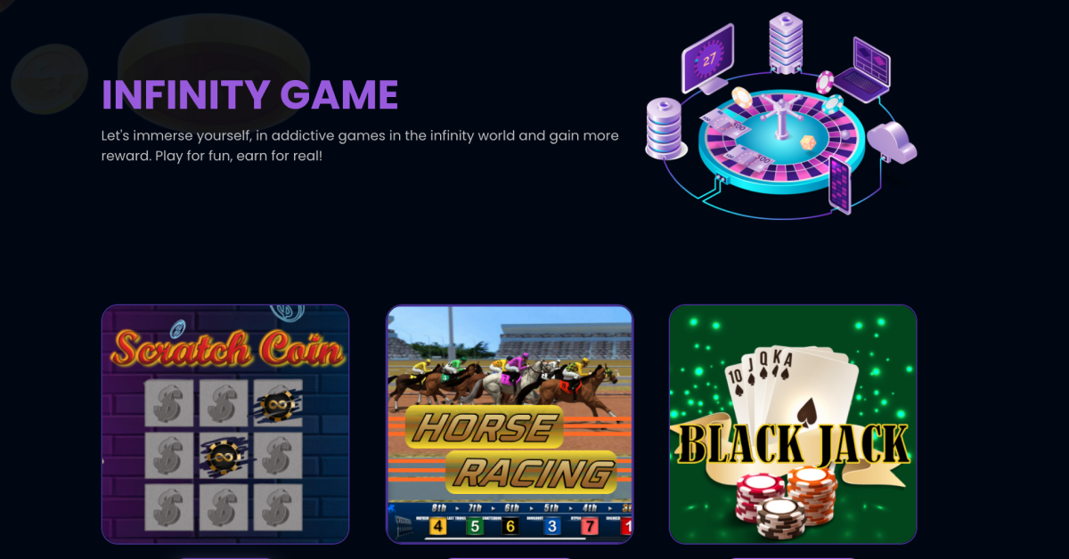 InfinityGame Releases Its New Platform, the Lighthouse for Gamers 3