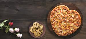 Celebrate Love at 425° this Valentine's Day with Papa Murphy's HeartBaker® Pizza