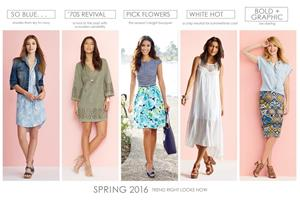 621fdc0c96 The Bon-Ton Stores New & Now Spring Style Trends OTC Markets:BONT