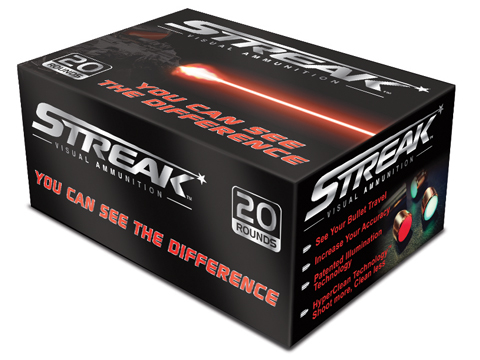 STREAK Visual Ammo