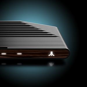 Atari VCS - Front
