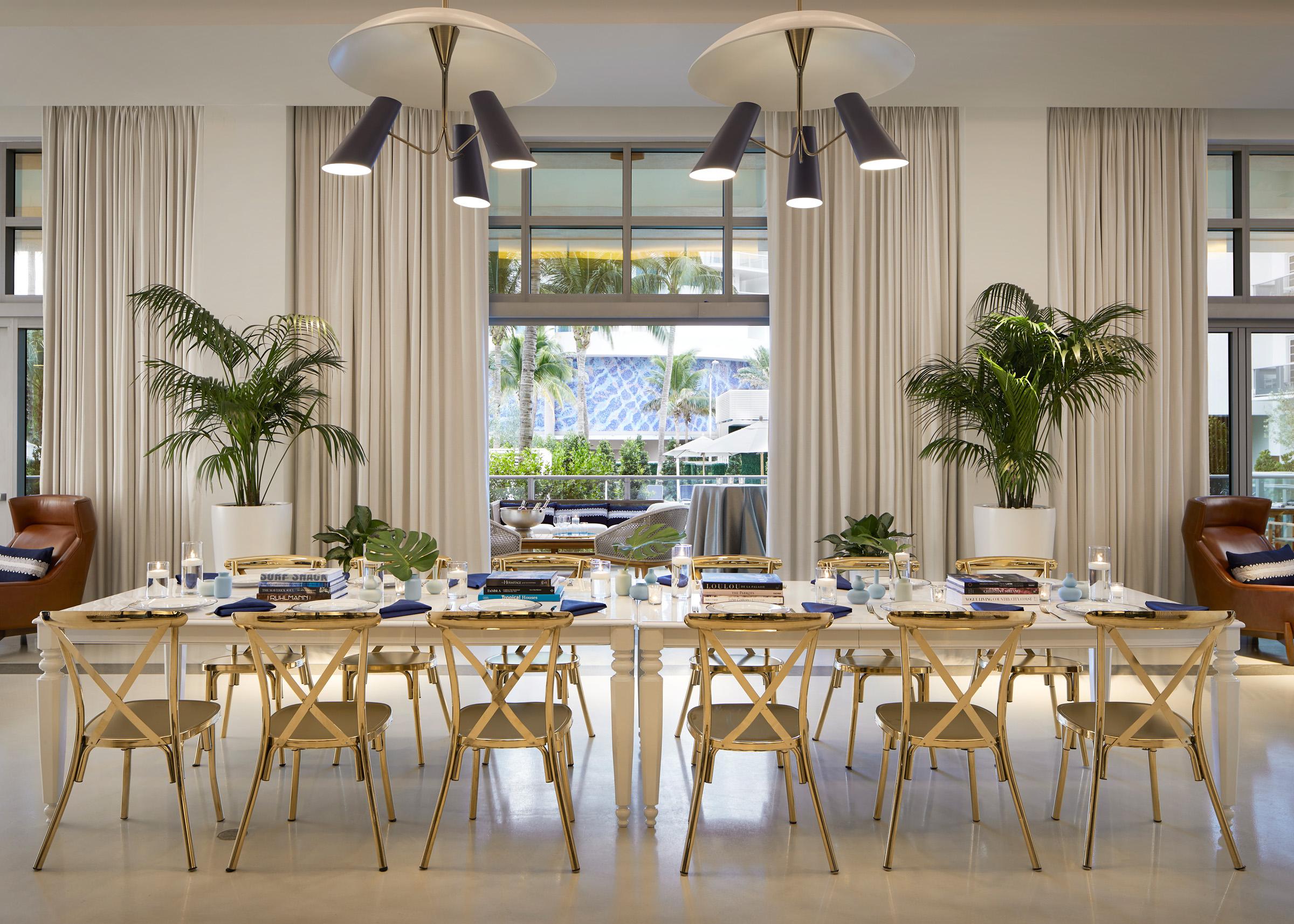 Art Deco Miami Beach Interior Design