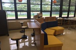 School Specialty flexible seating solutions