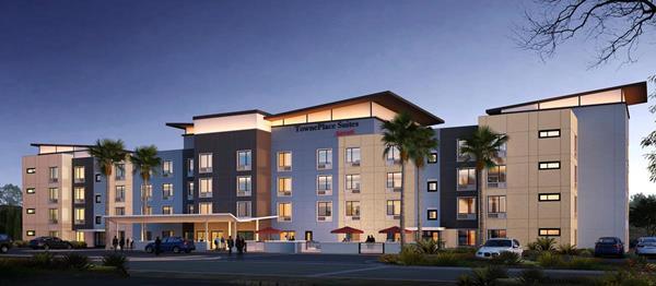 TownePlace Suites Ontario Chino Hills California