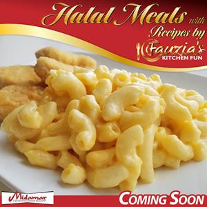 USA: Midamar Corporation is partnering with Fauzia's Kitchen Fun to produce a line of Halal frozen entrees