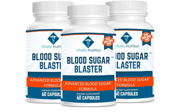 Blood Sugar Blaster Supplement