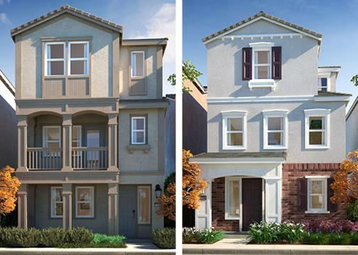 Coming soon to Pleasant Hill, Greyson Place by TRI Pointe Homes will offer traditional three-story designs that will range from approximately 1,858 to 2,310 square feet with 3 to 4 bedrooms and up to 3.5 baths.