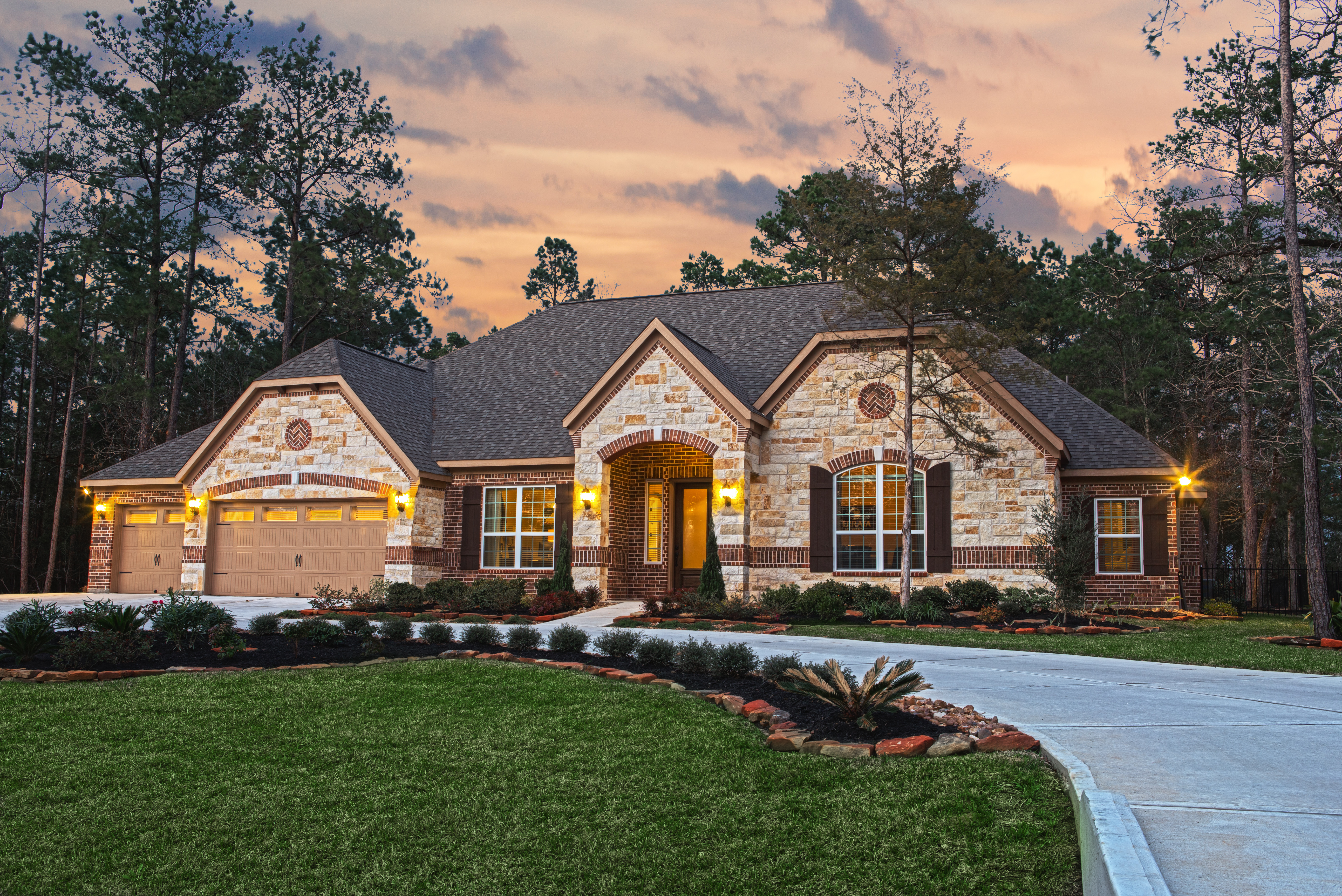 The Kingston by Terrata Homes at Magnolia Reserve