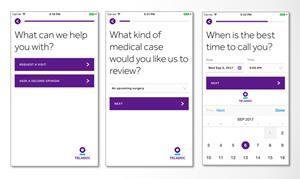 New Teladoc app experience