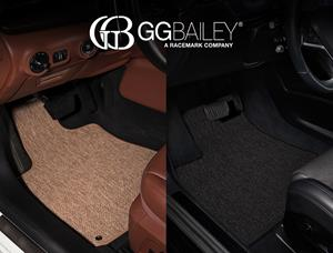 Weather Car Mats >> Ggbailey Launches An Industry First All Weather Textile Car Mats