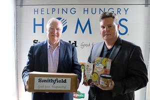 HELPING HUNGRY HOMES® - Lowell, Arkansas