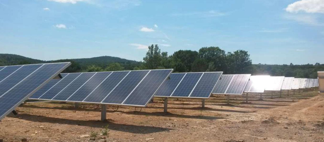 Solar Hybrid Plant for Loulo-Gounkoto