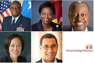 Five new KnowledgeWorks Board Members bring diverse private