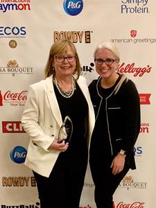 Ahold Delhaize USA Companies Veteran Kathy Russello Receives