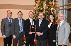 PULTEGROUP FOUNDER WILLIAM J. PULTE INDUCTED INTO HOME BUILDERS ASSOCIATION OF SOUTHEASTERN MICHIGAN HALL OF FAME