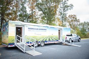 AGCO Sponsorship of GFA GA Ag Experience - Mobile Classroom