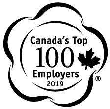 PCL Construction Named One of Canada's Top 100 Employers 2019