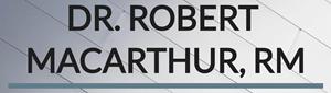 Dr. MacArthur, RM Logo.png