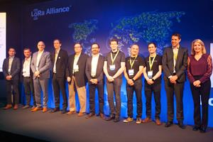 2019 LoRa Alliance™ Board of Directors introduced today in Berlin, Germany at LoRaWAN® Live!