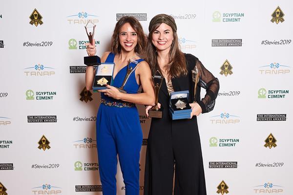 International Business Awards winners