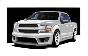 Saleen Sport Truck