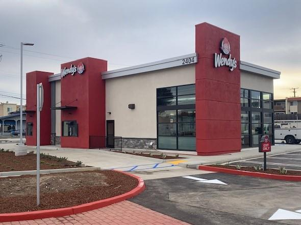 Storm Properties Inc. has signed Wendy's to a long-term lease at Torrance center