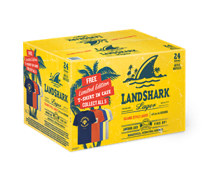 LandShark T-Shirt in Case