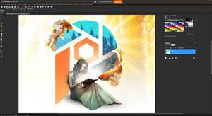 Paintshop Pro 2021 Privilegie La Creativite L Ia Source De Gain De Temps Aide Les Photographes A Atteindre Des Resultats Jusque La Inaccessibles