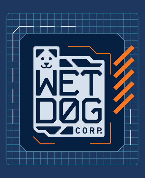 Wet Dog Corp Logo