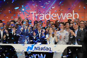 Nasdaq Welcomes Tradeweb Markets Inc  (Nasdaq: TW) to The
