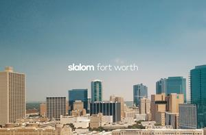 Slalom announces its fourth office in Texas.
