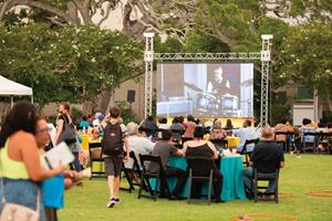 The Way to Happiness Association Tampa Bay's Movie Night