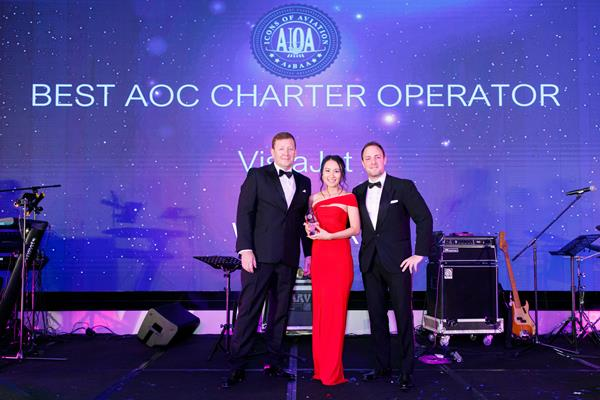 Best AOC Charter Operator Award 2019