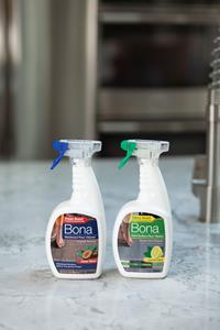 Bona Launches New Scented Floor Cleaners