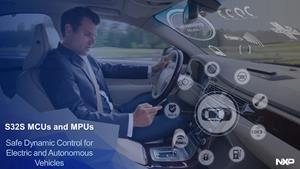 S32S MCUs and MPUs