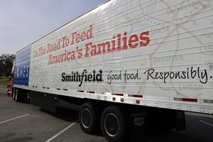 Smithfield Foods Launches 2018 Helping Hungry Homes Donation Tour