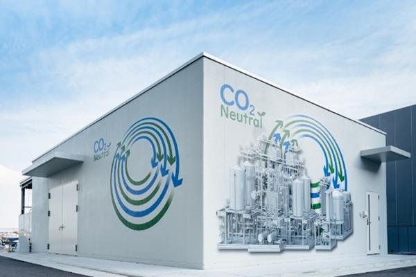 DENSO CO2 Circulation Plant